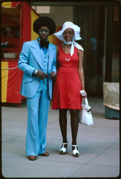Michigan Avenue, Chicago, luglio 1975