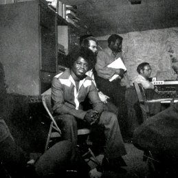 James Brown al Cavern Sound, 1972