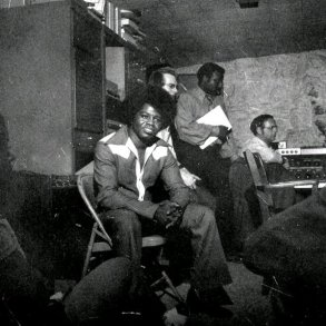 James Brown al Cavern Sound, 1972