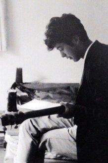 Jimmy Page, 1958