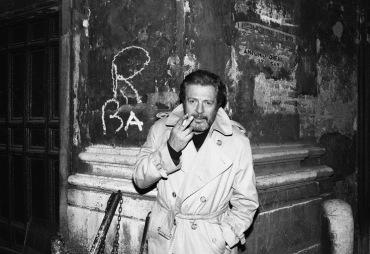 Marcello Mastroianni - Fotografia di Harry Benson