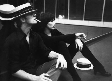 Mikhail Baryshnikov e Liza Minnelli