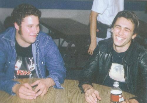 Seth Rogen e James Franco