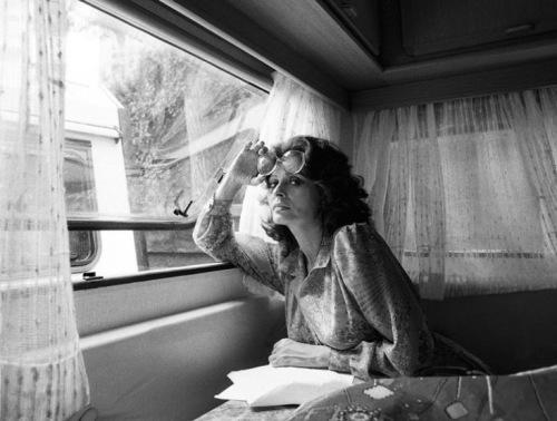 Sophia Loren - Fotografia di Harry Benson