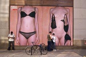 Alva Bernadine, Pornography As Art