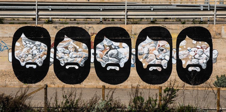 Andrea Casciu & Skan @Galleria del Sale, Cagliari