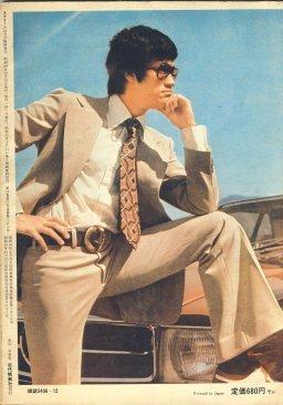 Bruce Lee, 1972