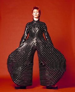 "David Bowie, ""Watch That Man III"" 1973"