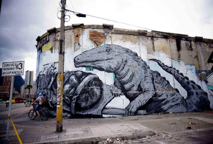 Ericailcane & Bastardilla @Bogotá
