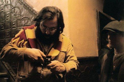 Francis Ford Coppola e Robert De Niro. Uccisione di Don Fanucci, Il Padrino II