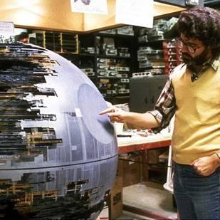 George Lucas e la Morte Nera