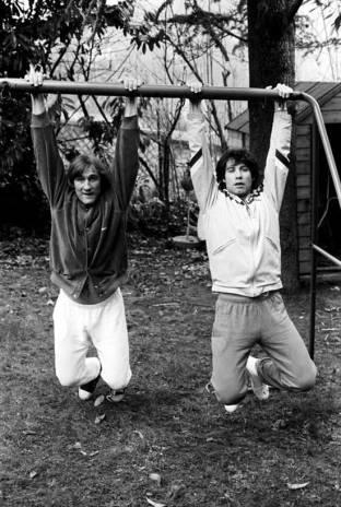 Gerard Depardieu e John Travolta