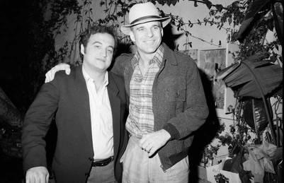 John Belushi e Steve Martin, 1981