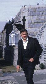 Johnny Cash fuori dalla prigione di Folsom 1968