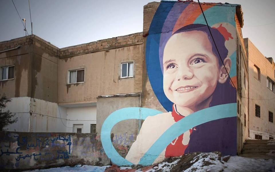 Kevin Ledo @ Karak, Giordania