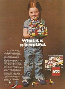 Pubblicità dei Lego