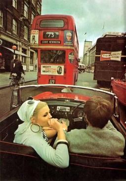 Londra nel 1960