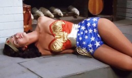 Lynda Carter – Wonder Woman (1978)