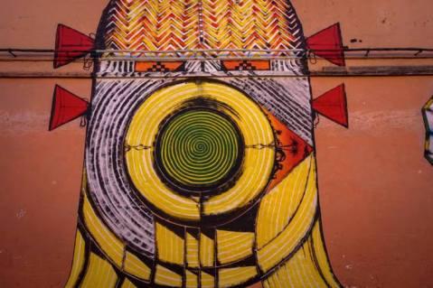 MB6 Street Art 2016