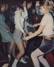 Party a Parigi 1966