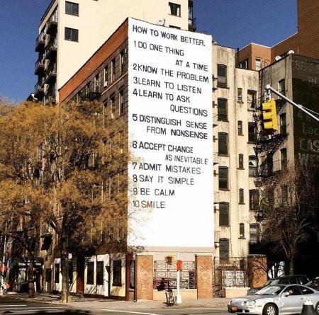 Peter Fischli @New York