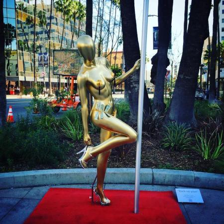 Plastic Jesus per gli Oscar 2016