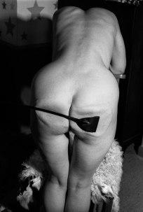 Spanking as Art by Alva Bernadine