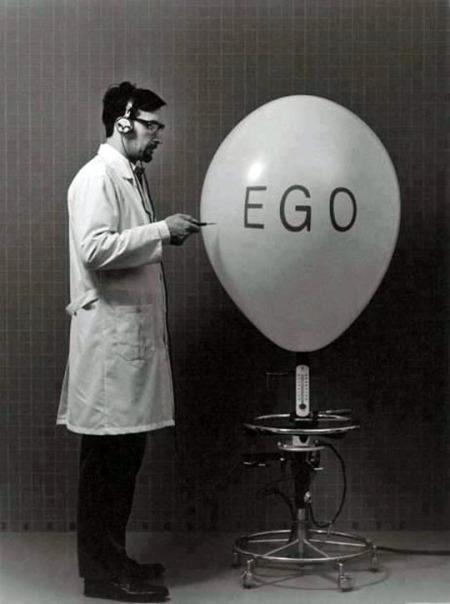 Stephane Graff - Ego