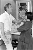Steve McQueen e Neile Adams