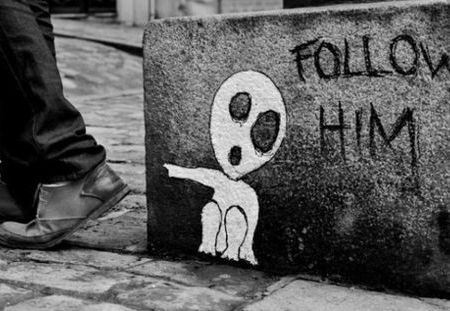Follow Him!