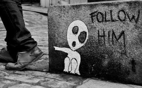 Follow Him!