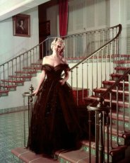 La splendida Marilyn Monroe, circa 1950. Fotografia di John Florea