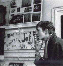 Alan Rickman, 1964