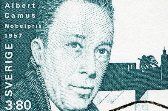 Albert Camus Premio Nobel per la letteratura 1957