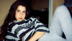 Amy Winehouse da ragazza