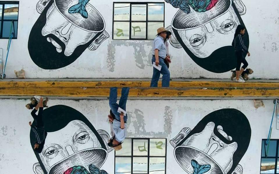 Andrea Casciu & Mil Amores @Cholula, Messico