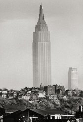 Andreas Feininger, Empire State Building 1941
