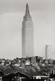 Andreas Feininger, Empire State Building 1941