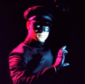 Bruce Lee nel 1966 Green Hornet TV-series