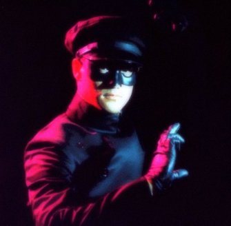 Bruce Lee nel 1966 Green Hornet TV-series