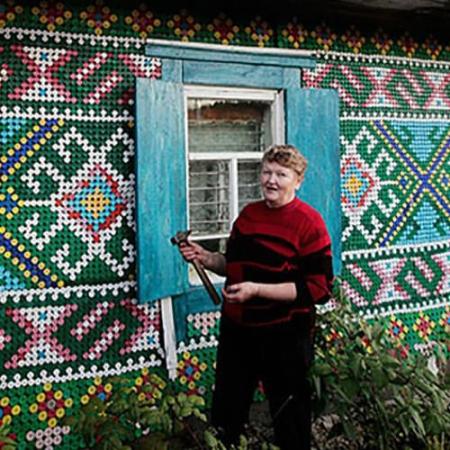 Casa tappi pop russa
