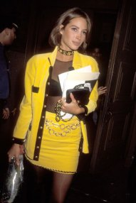 Christy Turlington, 1990