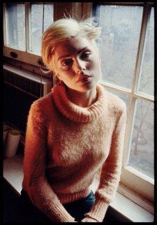Debbie Harry, 1978. Fotografia di Chris Stein