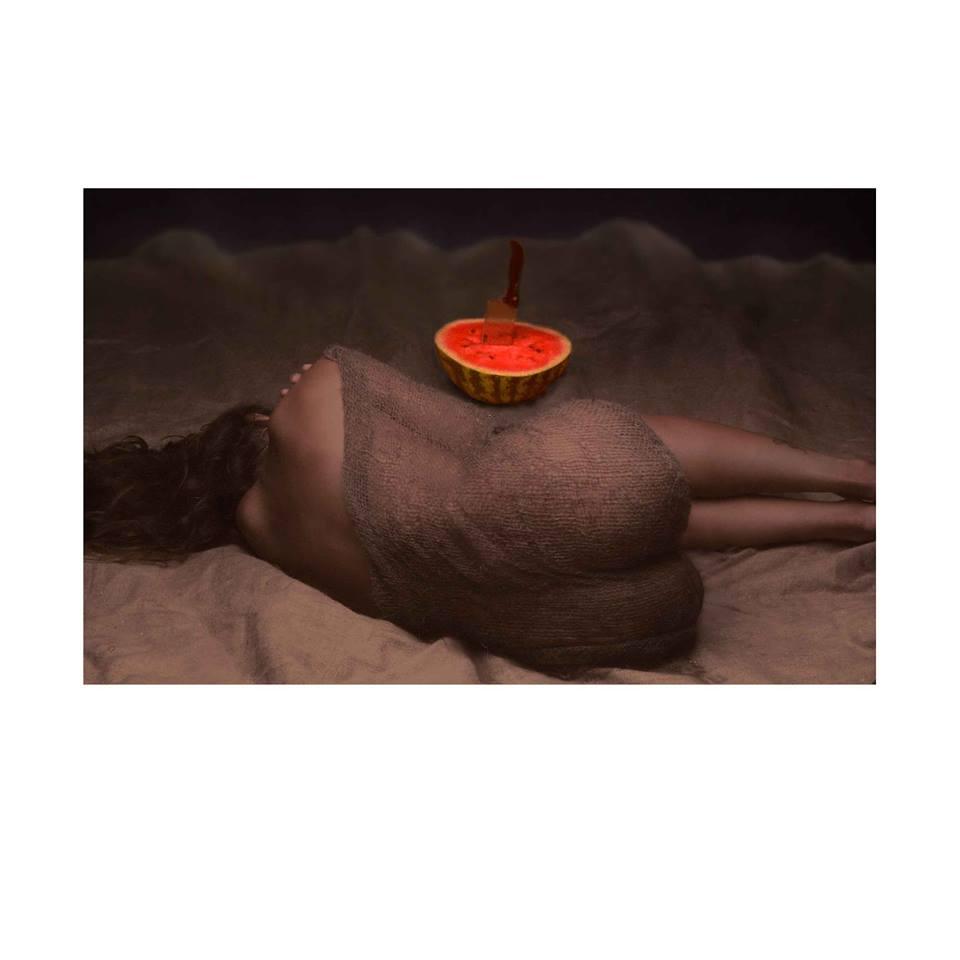Michelangelo Arizzi - Deserto notturno con punizione corporale