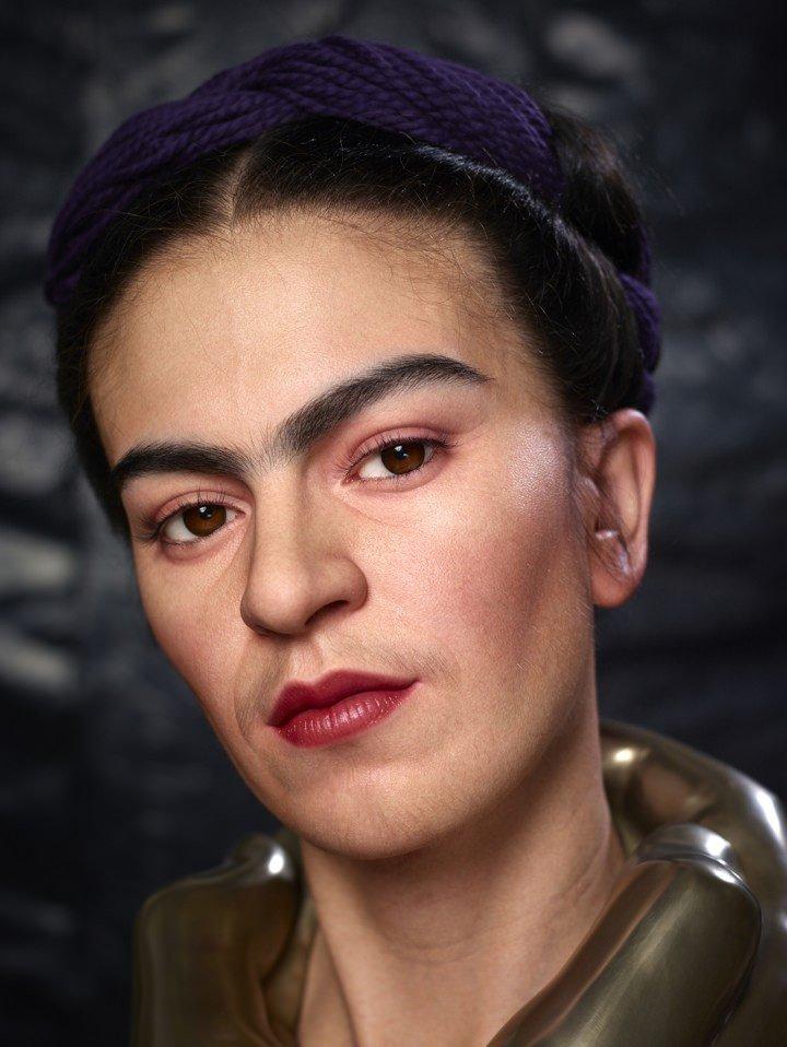 Frida Kahlo by Kazuhiro Tsuji