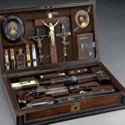 Kit uccisione vampiro, 1890