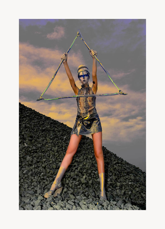 Michelangelo Arizzi - La Donna caduta sulla Terra