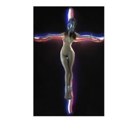 Michelangelo Arizzi - Luminosa crocifissione