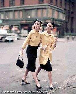 New York Fashion negli anni 50