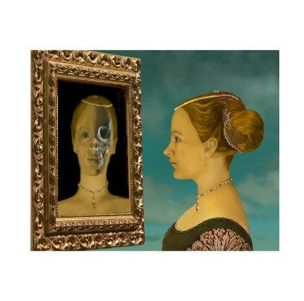 Michelangelo Arizzi - Profilo allo specchio
